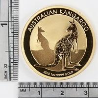 Kangaroo 1 Oz Gold Coin 2016