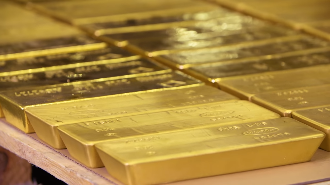 Gold Bars Buying Selling Guide Information From Bullionvault