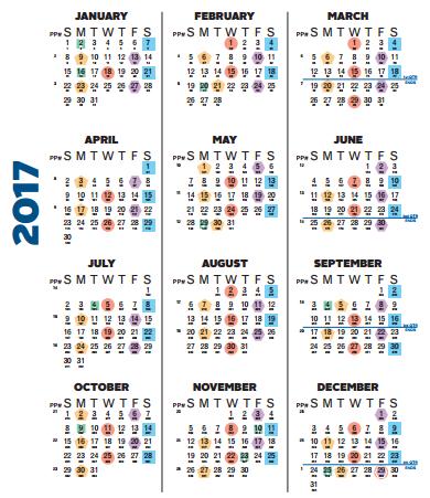 Crisis diary 2017