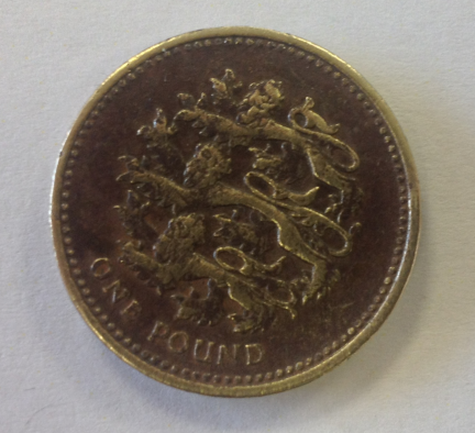 The finest fake £1 coin Hammersmith has to offer