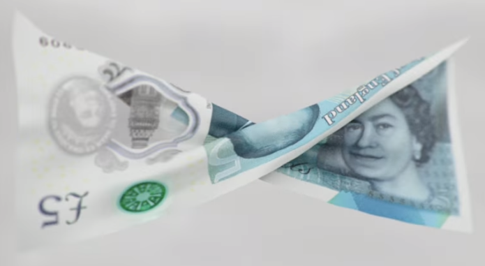 Bend it, fold it, boil it, nuke it - yes, the New Fiver is the cockroach of paper notes!